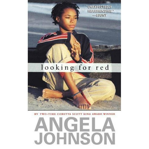 Looking for Red - by  Angela Johnson (Paperback) - image 1 of 1