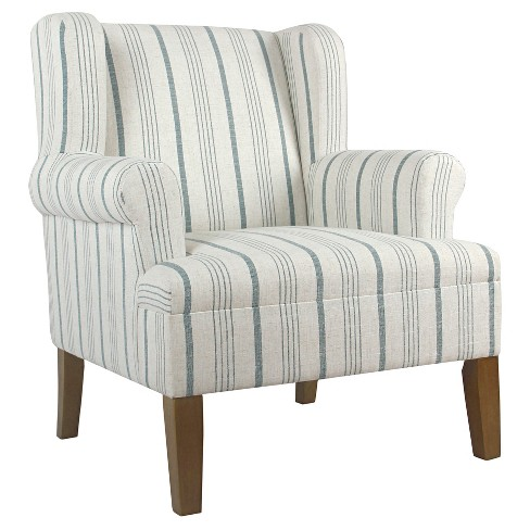 Emerson Rolled Arm Accent Chair Homepop Target
