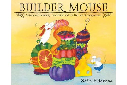 Builder Mouse (School And Library) (Sofia Eldarova) - image 1 of 1