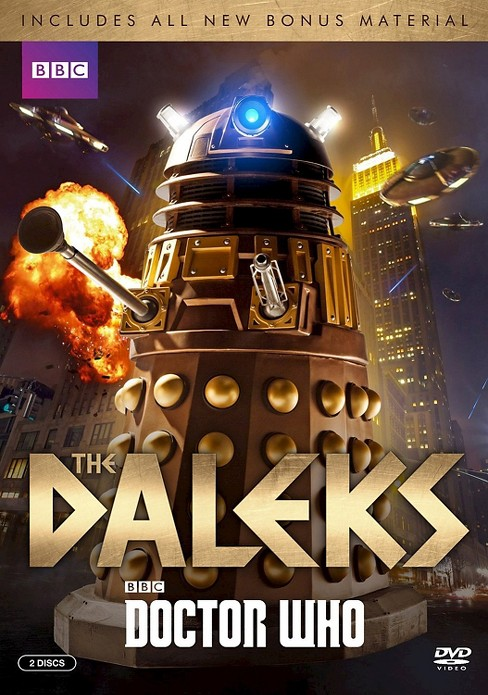 Doctor Who: The Daleks [2 Discs] - image 1 of 1