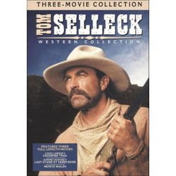 Tom Selleck Western Collection [3 Discs] (DVD)