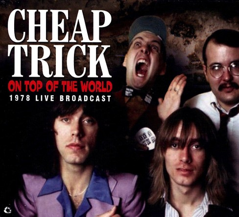 Cheap trick - On top of the world (CD) - image 1 of 2