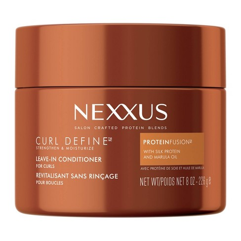 Nexxus Curl Define Moisturizing Leave-In Conditioner for Curly Hair - 8 fl oz - image 1 of 4