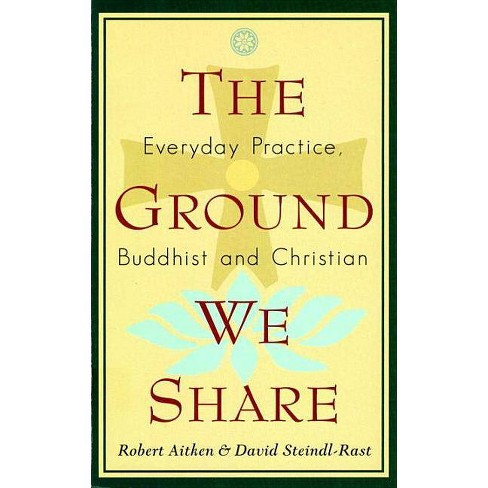 The Ground We Share - by  R Aitkin & Robert Aitken (Paperback) - image 1 of 1