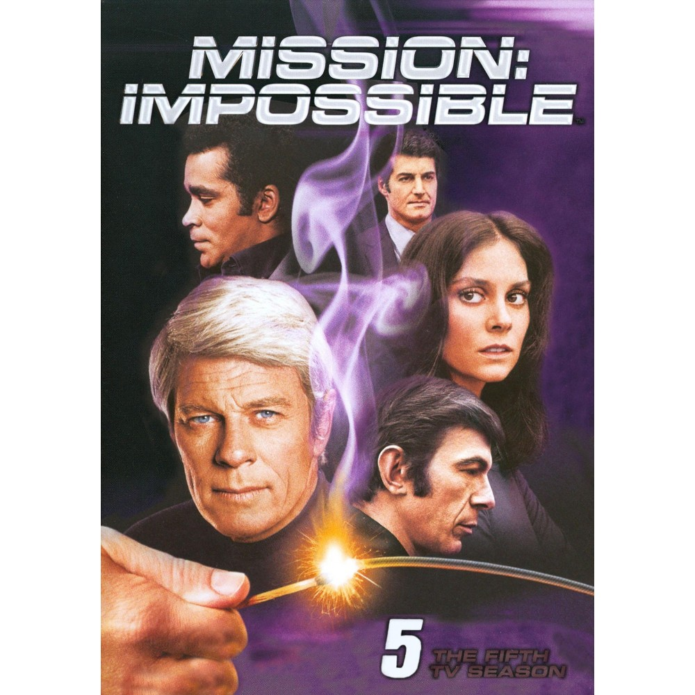 Mission: Impossible - The Fifth TV Season [6 Discs]