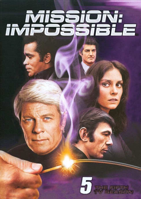 Mission: Impossible - The Fifth TV Season [6 Discs] - image 1 of 1