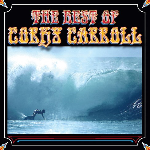 Corky carroll - Best of corky carroll (CD) - image 1 of 1
