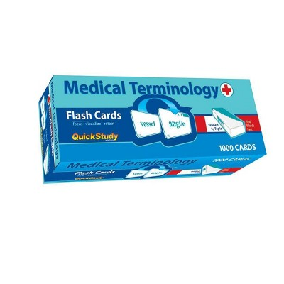 Medical Terminology - (Academic) by  Corinne Linton (Cards)