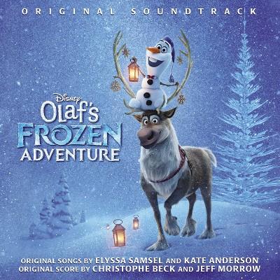 Various Artists - Olaf's Frozen Adventure (CD)