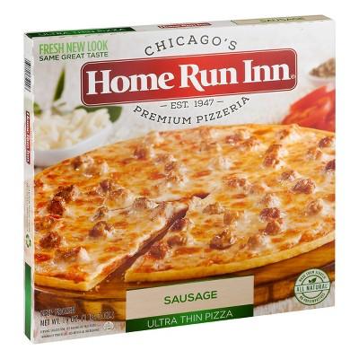 Home Run Inn Ultra Thin Crust Sausage Frozen Pizza - 19oz