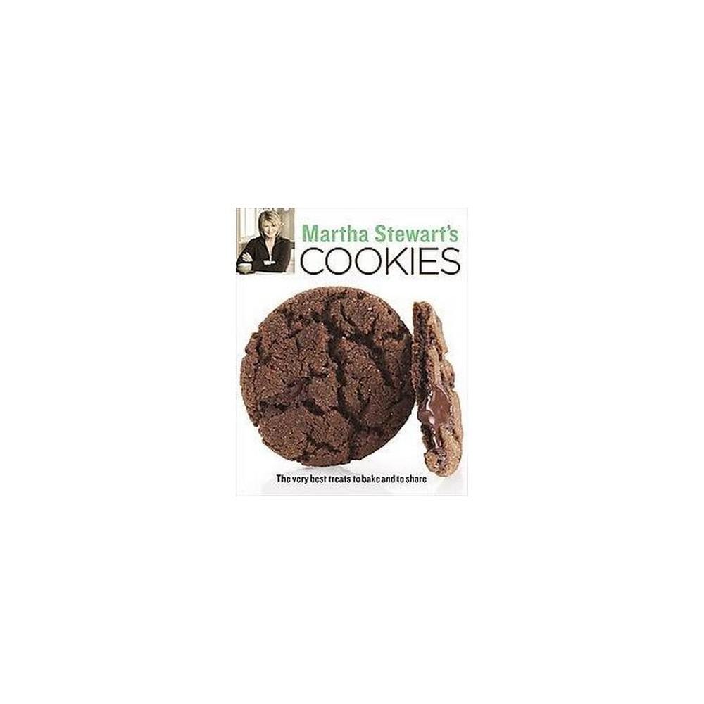Martha Stewart's Cookies (Paperback) by Martha Stewart Living Magazine