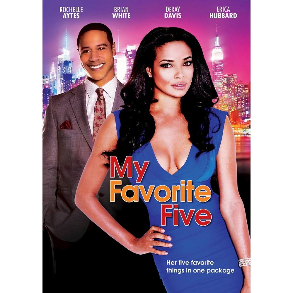 My favorite five (Dvd), Movies
