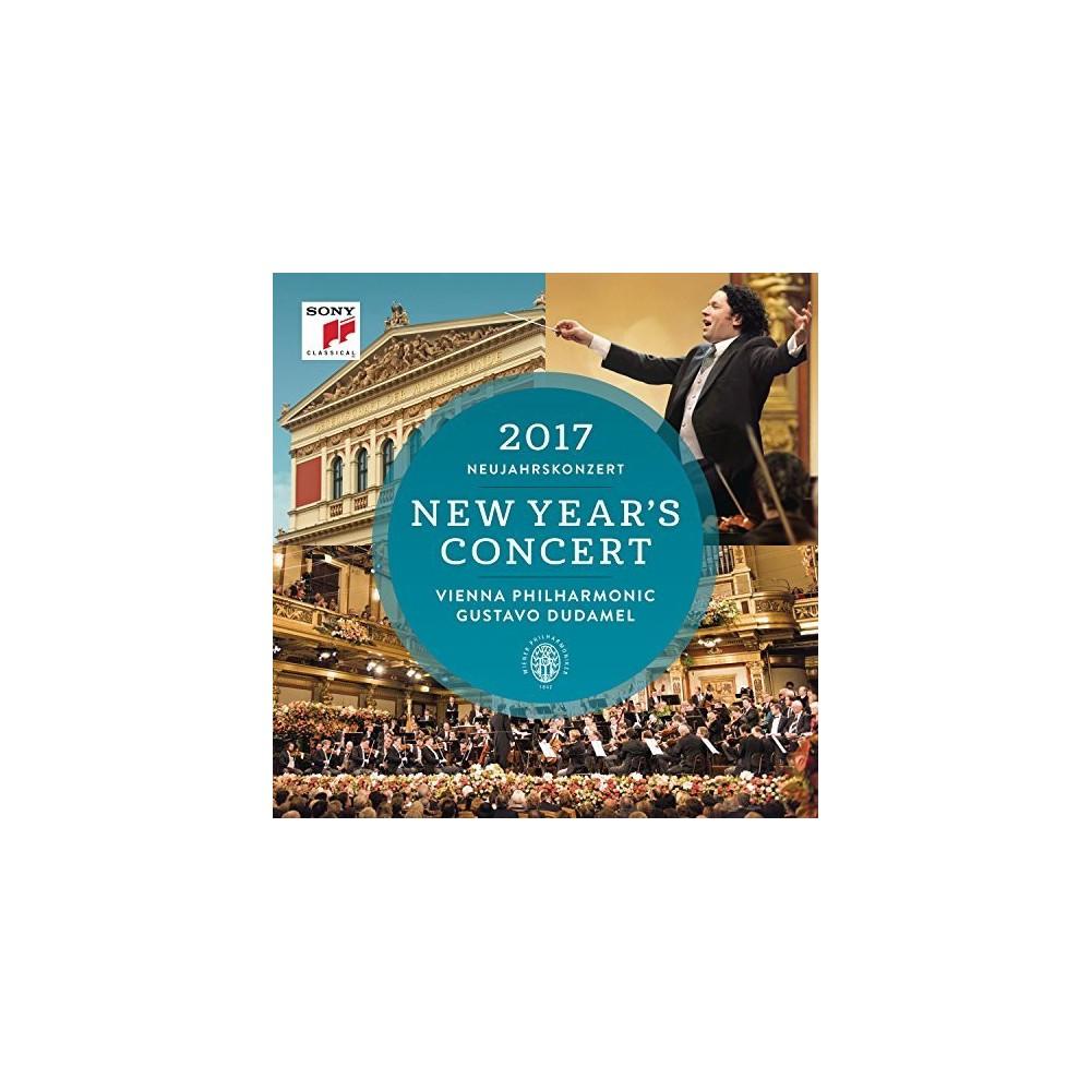 Gustavo Dudamel - Neujahrskonzert/New Year's Concert 20 (CD)