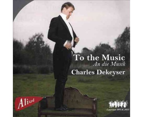 Charles dekeyser - To the music (CD) - image 1 of 1