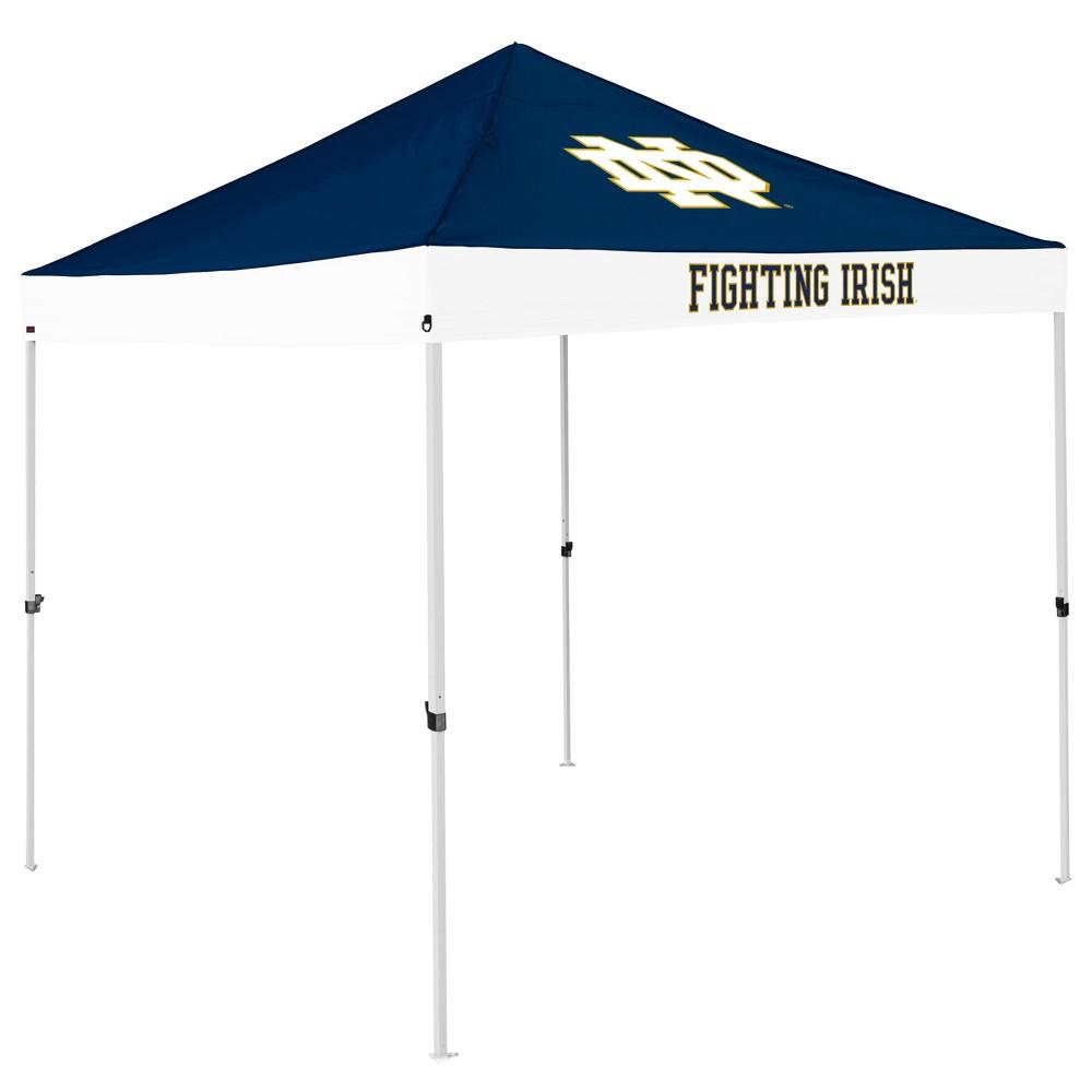 NCAA Notre Dame Fighting Irish Navy/White Economy Canopy