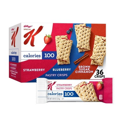 Special K Pastry Crisps Variety  Pack - 15.84oz/36ct