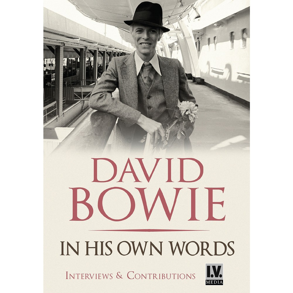 David Bowie:In His Own Words (Dvd)