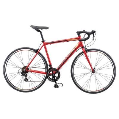 "Schwinn Men's Volare 1400 700c/28"" Drop Bar Road Bike - Red"