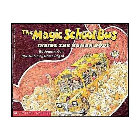 Magic School Bus Inside the Human Body (Reprint) (Paperback) (Joanna ...