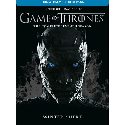 Game of Thrones: The Complete Seventh Season Blu-ray with Limited-Time Bonus Disc