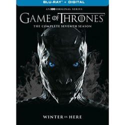 Game of Thrones: The Complete Seventh Season (Blu-ray + Digital)