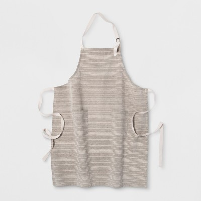 Stripe Full Apron Gray - Project 62™