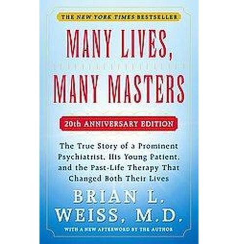 Many Lives, Many Masters (Paperback) by Brian L. Weiss - image 1 of 1