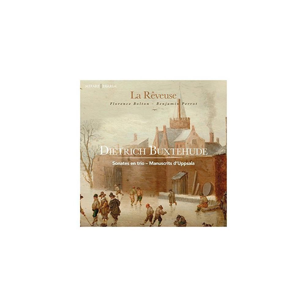 La Reveuse - Buxtehude:Sonates En Trio/Manuscrits (CD)