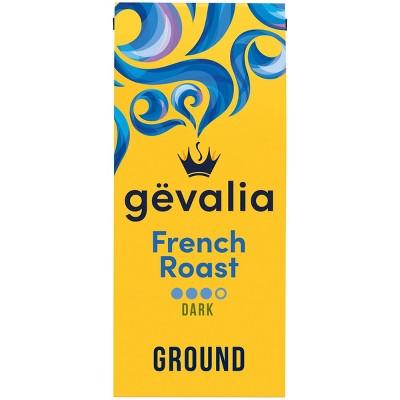 Gevalia French Dark Roast Ground Coffee - 12oz