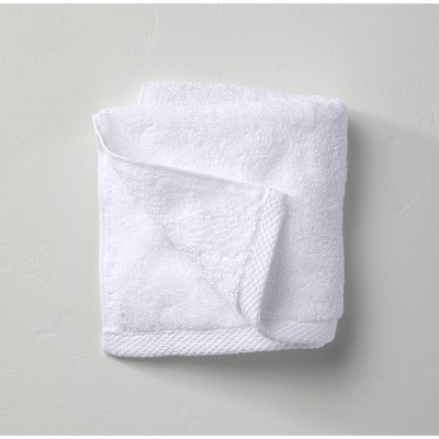 Organic Washcloth White - Casaluna™