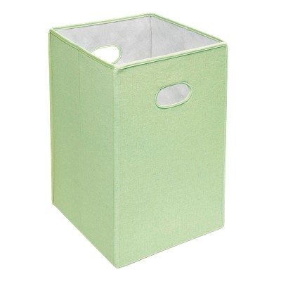 Badger Basket Folding Hamper Sage