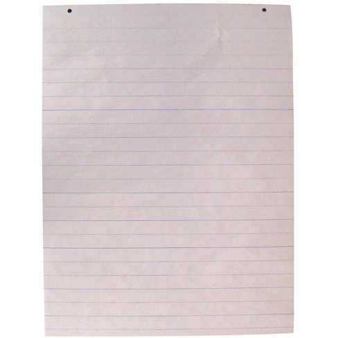 School Smart Primary Newsprint Paper, Long Way Ruled, 18 x 24 Inches, 100 Sheets - image 1 of 1