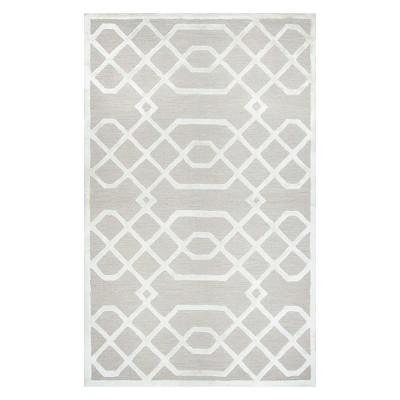 Monroe Geometric Trellis Hexagon Rug - Rizzy Home
