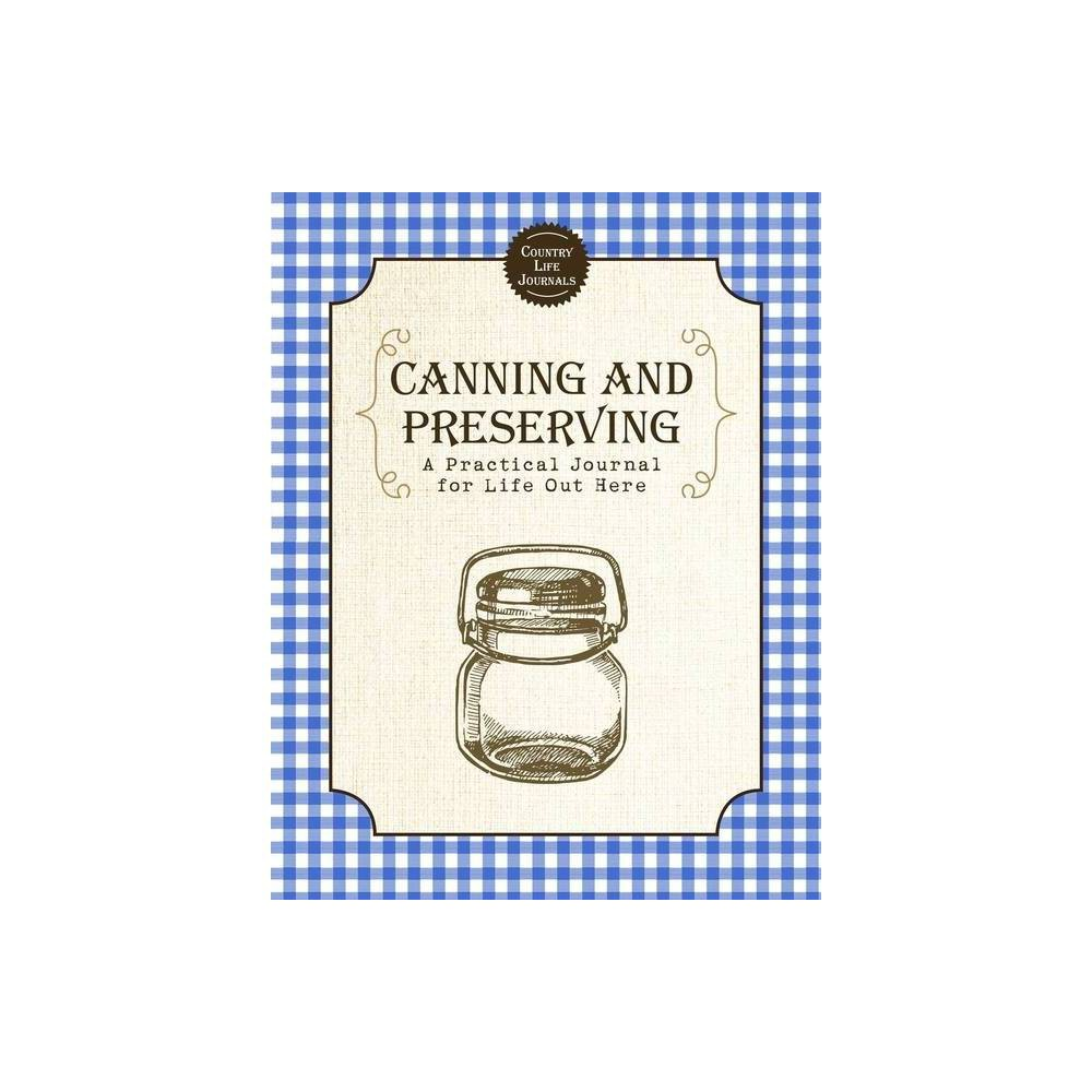 Canning And Preserving Paperback
