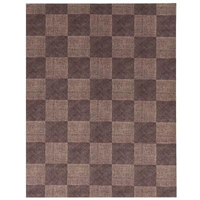 6' x 8' Sisal Outdoor Rug - Foss Floors