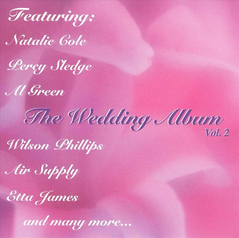 Various - Wedding album vol2 (CD) - image 1 of 1