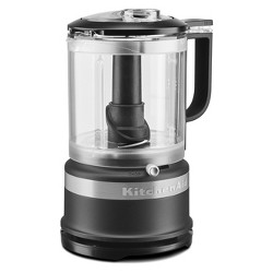 KitchenAid 5 Cup Food Chopper Matte Black - KFC0516BM