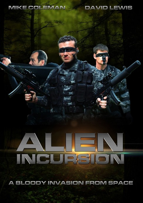 Alien incursion (DVD) - image 1 of 1