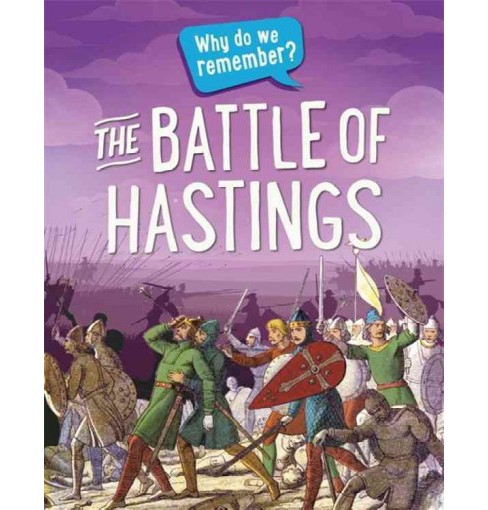 Battle of Hastings (Hardcover) (Claudia Martin) - image 1 of 1