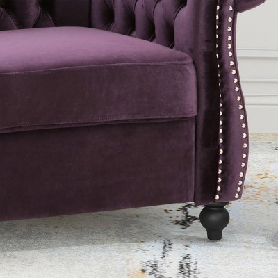 Westminster Chesterfield Club Chair - Christopher Knight Home : Target