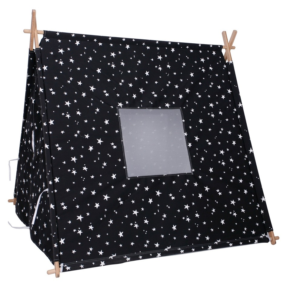 Image of Glow In The Dark A Frame Tent - Pillowfort