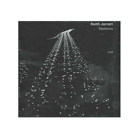 Keith Jarrett - Radiance (CD) - image 1 of 1