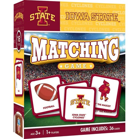 NCAA Iowa State Cyclones Matching Game - image 1 of 2