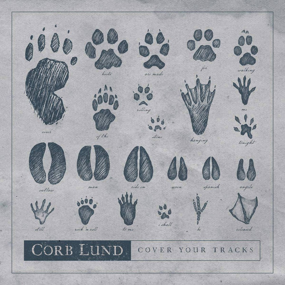 Corb Lund Cover Your Tracks Cd