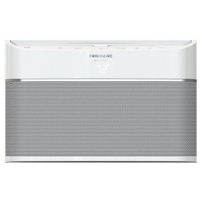 Frigidaire - 10000 BTU Window Air Conditioner With Wifi Controls, New Body Style - White