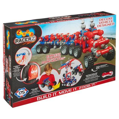 Zoob Racerz Deluxe Vehicle Designer Target