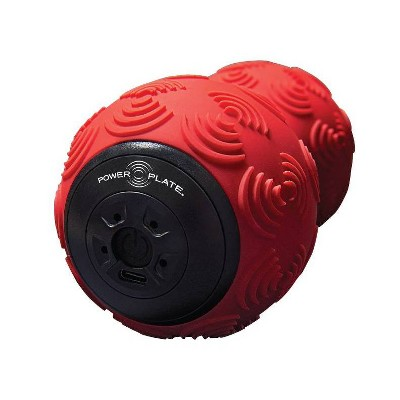 Power Plate Dual Sphere Body Massager - Red