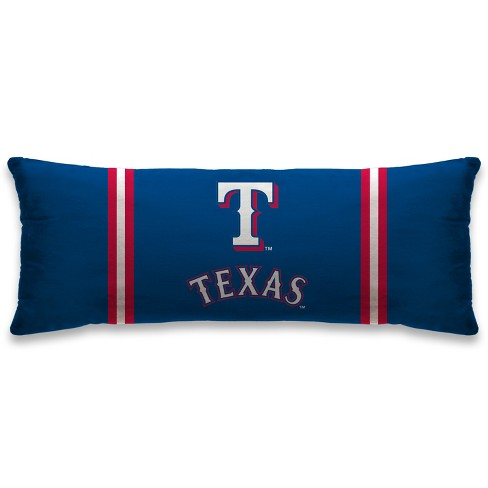 "MLB Texas Rangers 20""x48"" Body Pillow - image 1 of 1"