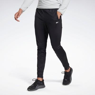Reebok Knit Track Pants Mens Athletic Pants