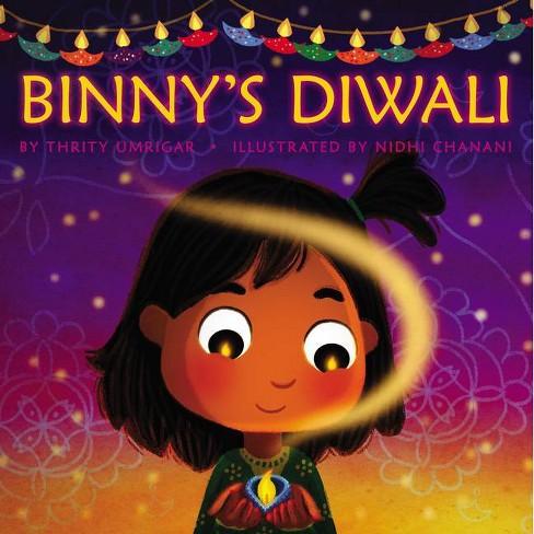 Binny's Diwali - by  Thrity Umrigar (Hardcover) - image 1 of 1